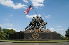 Iwo Jima -Marine Memorial